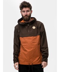 Turbokolor FW16 Freitag Jacket Dark Brown Brown