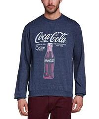 Coca-Cola Herren Sweatshirt Coca-cola Bottle