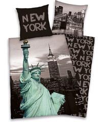 Herding Ložní povlečení New York Statue of Liberty 135x200cm, 80x80cm