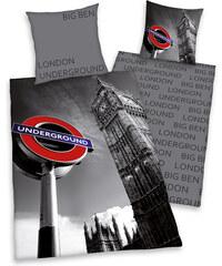 Herding Povlečení London Underground