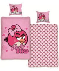 Povlečení Angry Birds Pink