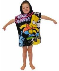 Poncho Simpsonovi Bart Rules/50x115