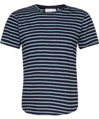 Anerkjendt T Shirt im Streifen Look Alem