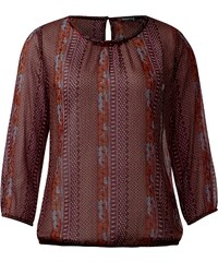 STREET ONE Bluse aus Chiffon Jamila