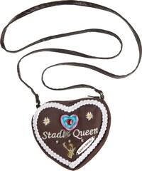 SPIETH & WENSKY Trachtentasche in Herzform