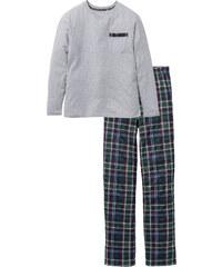 bpc bonprix collection Pyjama blanc manches longues homme - bonprix