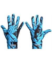 Nessi Běžecké rukavice PRO Warm AR-60 - Azura crystals Velikost: XL