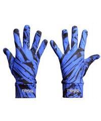 Nessi Běžecké rukavice PRO Warm AR-50 - Blue crystals Velikost: XL