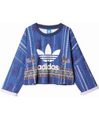 adidas Cirandeira Crop W Sweater multicolor
