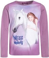 Miss Melody Langarmshirt lila