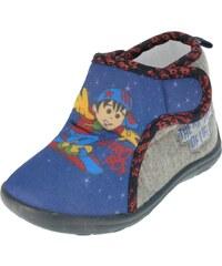 Beppi Chlapecké bačkůrky Nitro boy - modro-šedé