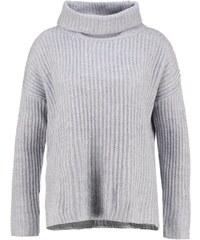 Zalando Essentials Strickpullover light grey melange