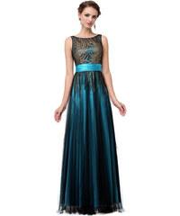 Ever Pretty šaty s výšivkou -skladem