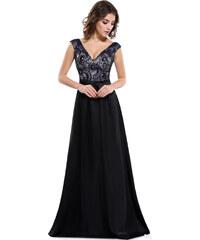 Ever Pretty šaty s krajkou -skladem