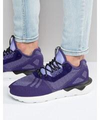 Adidas Originals - Tubular Runner - Baskets en tissu - Violet