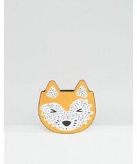 Monki - Fuchs-Geldbörse - Orange