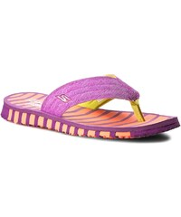 Žabky SKECHERS - Vitality 14258/PROR Purple/Orange