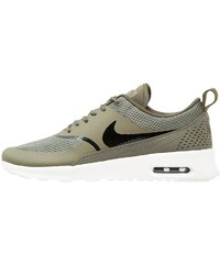 Nike Sportswear AIR MAX THEA Baskets basses medium olive/black/summit white