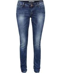 Modré slim fit džíny Vero Moda One