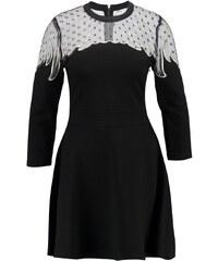 Minueto Jerseykleid black
