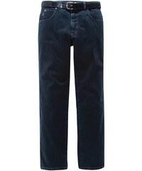 PIONIER JEANS & CASUALS Pionier Stretch-Jeans »Peter« (Set, mit Gürtel)