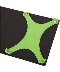 Hama Portfolio Rubber für Apple iPad Air 2, Blau