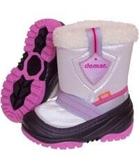 Demar Dívčí sněhule Toby B - růžové