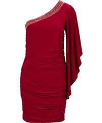 BODYFLIRT boutique Robe de soirée violet femme - bonprix