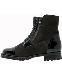 Gabriele ADA Bottines à lacets nero/antracite