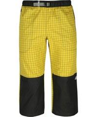 3/4 kalhoty Rejoice - Moth 3/4 (žluto-černé)