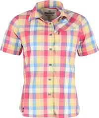 Dámská košile Rejoice - Ginkgo (růžovo-modrá)