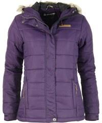 Dámská zimní bunda Alpine Pro - Isabella (fialová)