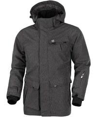 Pánská zimní bunda Woox - Colt Men´s Jacket Black