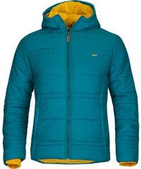 Pánská zimní bunda Woox - Burt Padding Men´s Blue