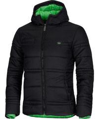 Pánská zimní bunda Woox - Burt Padding Men´s Black