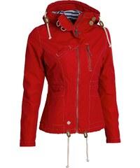 Dámská bunda Woox - Drizzle Jacket Ladies´ Red