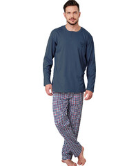 Regina Pánské pyžamo Adrian tmavě modré