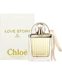 Chloé Love Story - parfémová voda s rozprašovačem - SLEVA - bez celofánu - chybí cca 2ml