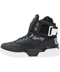 Ewing 33 Baskets montantes black denim