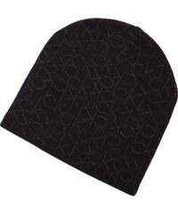 Calvin Klein Jeans Strickmütze mit Logo-Muster