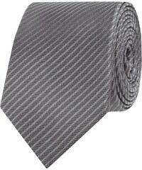Calvin Klein Krawatte aus Seide mit Streifenmuster