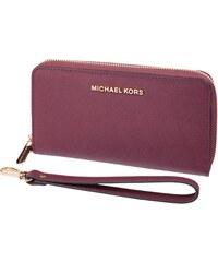 MICHAEL Michael Kors Geldbörse aus echtem Saffianoleder