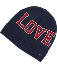 Hilfiger Denim Mütze mit eingestricktem Love-Motiv