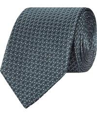 Olymp Krawatte mit Punktemuster