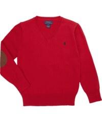 Ralph Lauren Childrenswear Pullover mit Ellenbogen-Patches