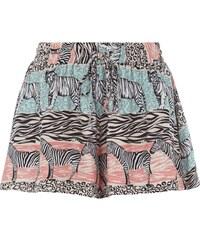 Minkpink Shorts mit Zebra-Muster
