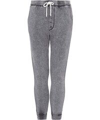 REVIEW Sweatpants im Washed Out Look