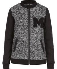 Minimum College Jacke mit Reißverschluss