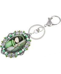 Klíčenka na kabelku s gothic holčičkou KL0001-10