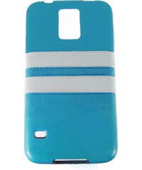 Pouzdro Frist Samsung Galaxy S3 vzhled kůže s pruhy KT0035-0915